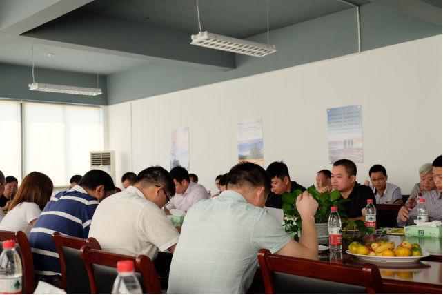 杭州照明会议在舒能顺利召开
