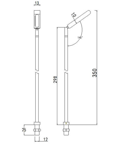 SLCG-CG08-A LED Cabinet Light
