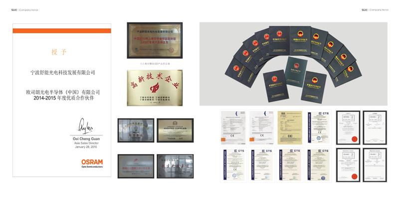 Ningbo SUC Light & Power Technology Co., Ltd