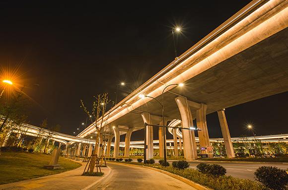 杭州G20峰会照明建设