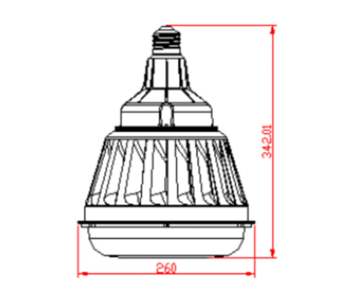 SCH-201-150W  SUC LED High Bay