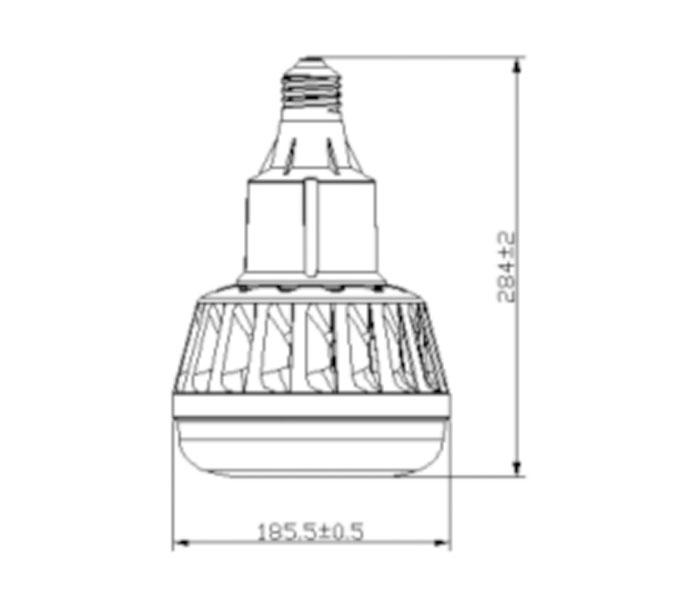 SCH-101-70W SUC LED High Bay