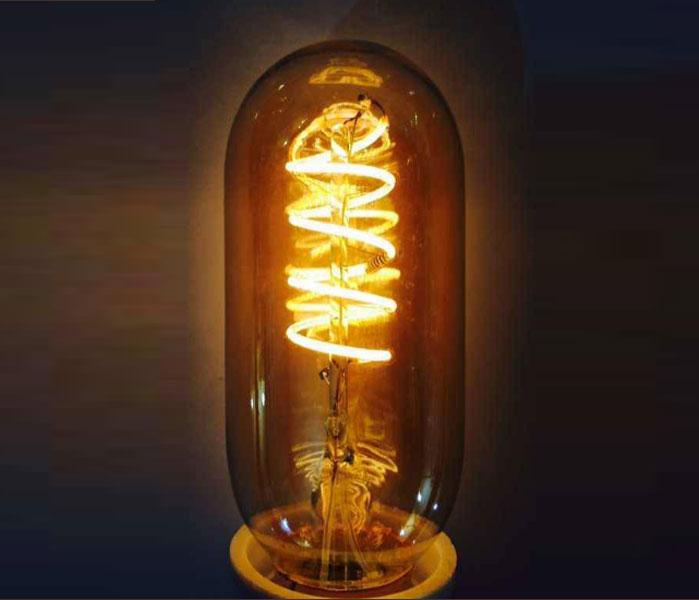 SCB-324 SUC LED Soft Filament Bulb