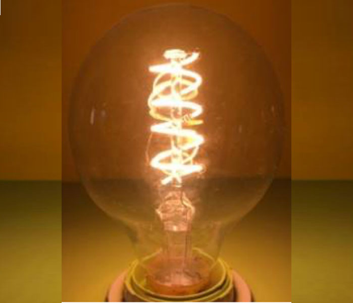 SCB-321  SUC LED Soft Filament Bulb