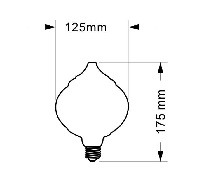 SCB-316 SUC LED Special Shape Bulb