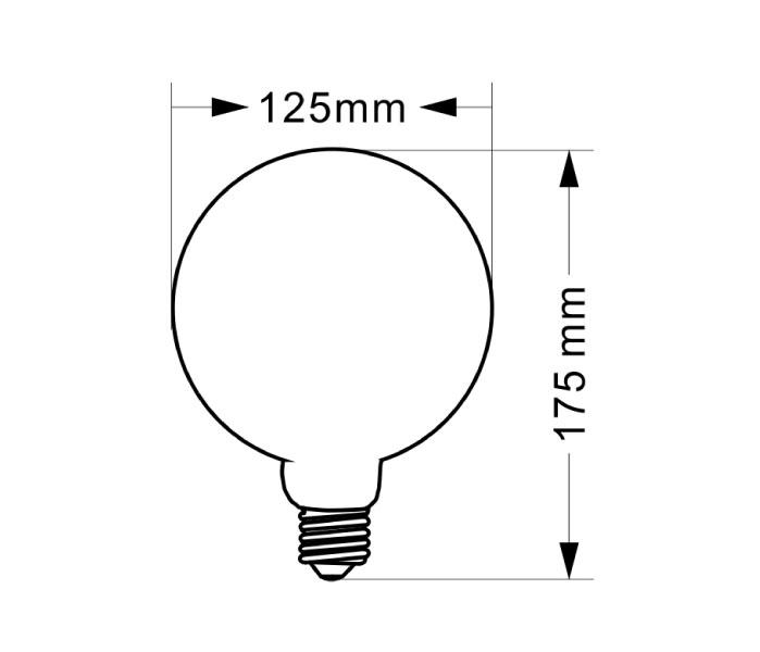 SCB-315 SUC LED Special Shape Bulb