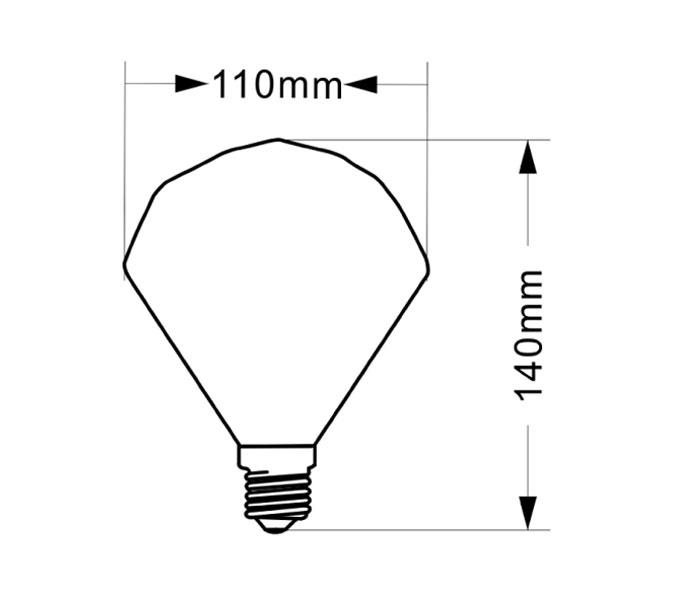 SCB-310 SUC LED Special Shape Bulb