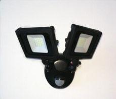 SLW053-20W LED wall light